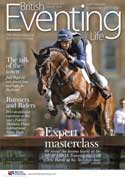British Eventing August 2013 cover